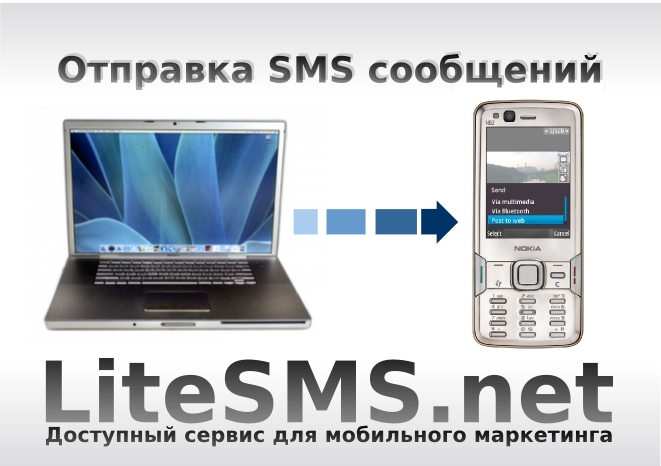 Отправка SMS-сообщений через Интернет